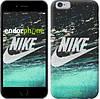 "Чехол на iPhone 6 Water Nike ""2720c-45-532"""