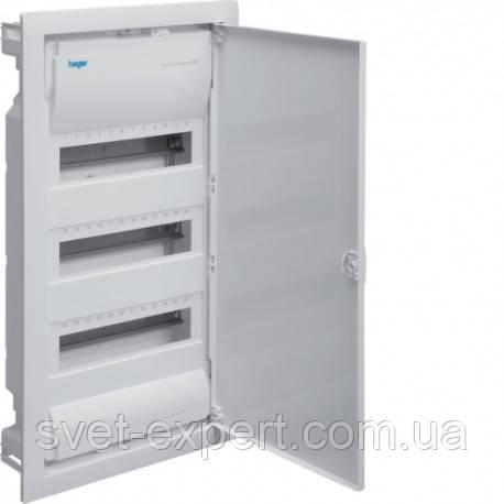 Щит на 36(42) модулів в/у з металевими дверями без клем VOLTA