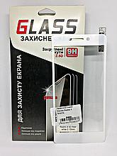 Защитное стекло 3D Xiaomi Redmi 4 White