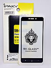 Захисне скло Ipaky 4D Xiaomi Redmi 4A Black