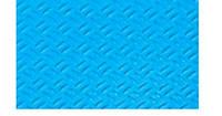 Пленка Elbe Blue Line для бассейна STG 200 Синий / Adriatic Blue 604 противоскользящая  шириной 1,65 м