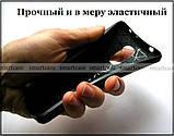 Противоударный Carbon TPU чехол бампер Xiaomi Redmi 5 черный, не скользкий, 5.7 дюймов, фото 5