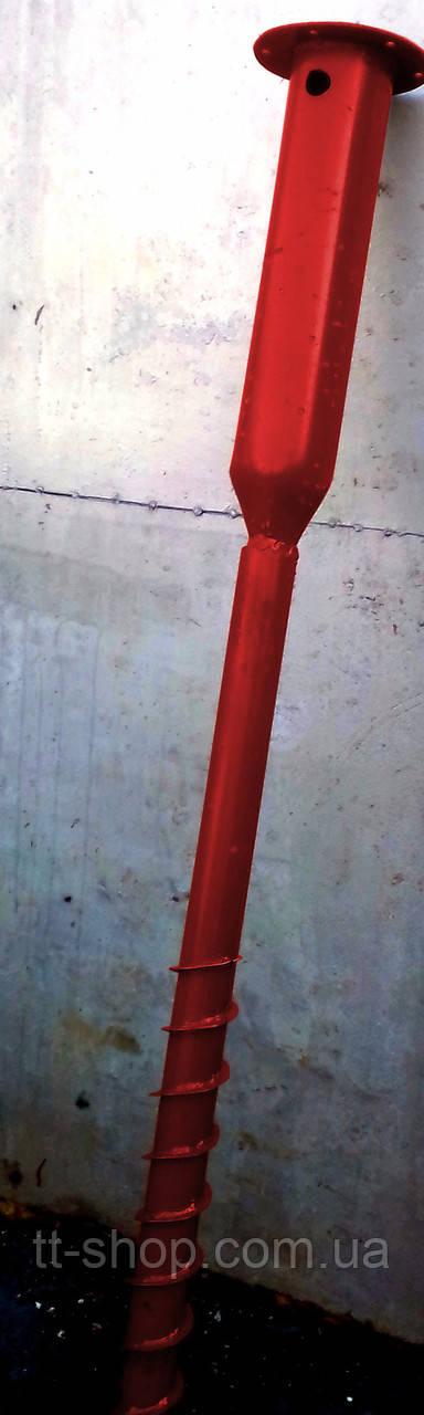 Геошурупы Ø 102 мм длинна 2,5 м