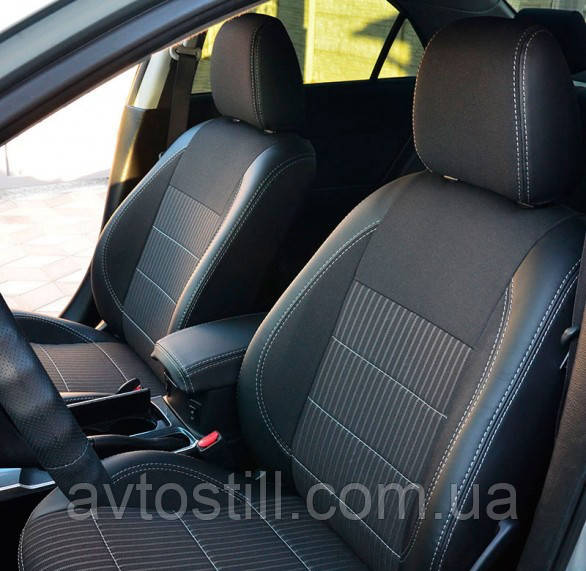 Чохли в салон Mazda 6 I Hatcback Wagon 2002-2008