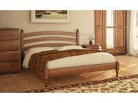 ✅ Деревянная кровать Л-204 120х190 см ТМ Скиф