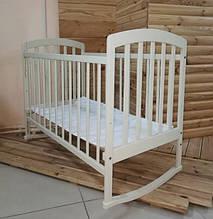 Дитяче ліжечко Ласка-M Лама