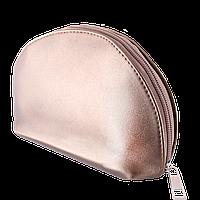 Женская косметичка бронзового цвета , фото 1