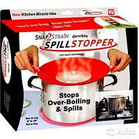 """Силиконовая крышка """"невыкипайка"""" spill stopper"""
