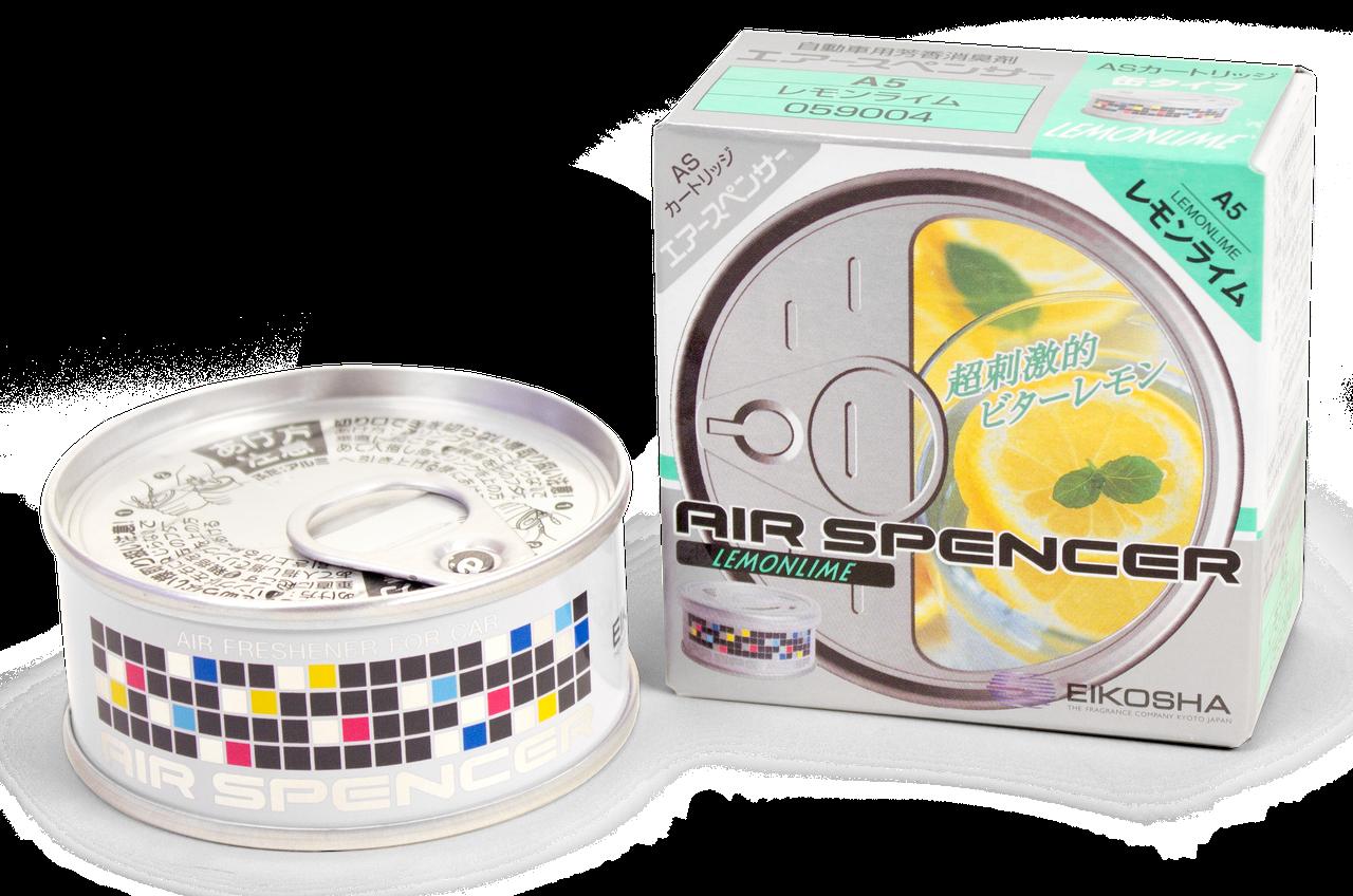 Ароматизатор Eikosha Air Spencer Lemon lime