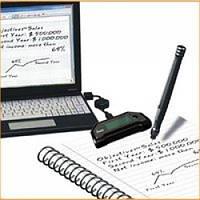 Беспроводная ручка-сканер