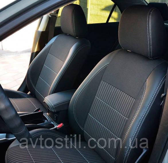 Чехлы для Mazda 3 (2013-..)