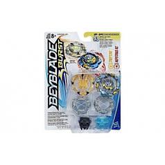 BEYBLADE 2 волчка в упаковке C2285 BEY TREPTUNE AND NEPSTRIUS N2