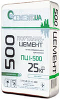 Цемент ПЦI-500-H