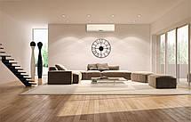 Часы настенные металлические в стиле лофт - Rome 60, фото 3