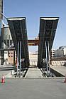Автомобилеразгрузчик на бетонном фундаменте канального типа 18 м, фото 3