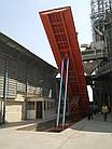 Автомобилеразгрузчик на бетонном фундаменте канального типа 18 м, фото 4