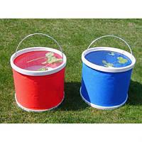 Ведро складное Foldaway Bucket (ЛУЧШАЯ ЦЕНА)