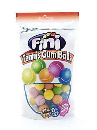 Конфеты Fini Tennis Gum Balls 180 г
