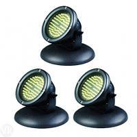 AquaKing LED-60х3 подсветка, светильник для пруда, фонтана, водопада, водоема, каскада, озера, сада