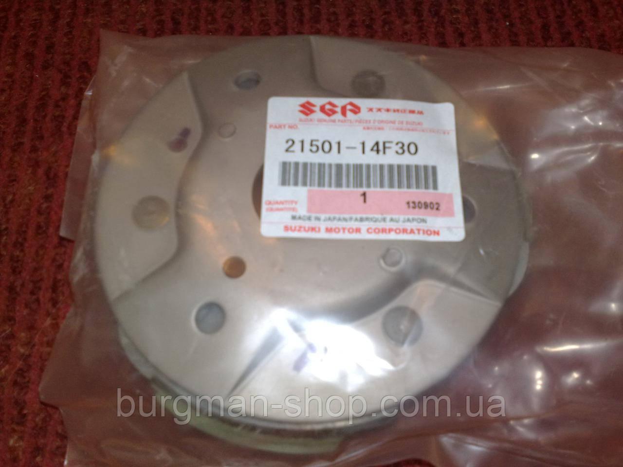 Плата сцепления 250сс К3-К6 Suzuki Burgman SkyWave 21501-14F30