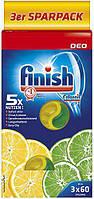 Finish освежитель для посудомоечной машины, 3 шт