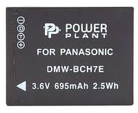 Аккумулятор PowerPlant Panasonic DMW-BCH7E 695mAh