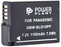 Аккумулятор PowerPlant Panasonic DMW-BLD10PP 1100mAh
