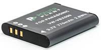Аккумулятор PowerPlant Panasonic VW-VBX090 770mAh