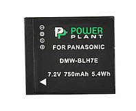 Аккумулятор PowerPlant Panasonic DMW-BLH7 750mAh
