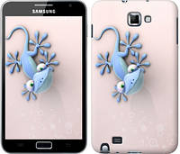 "Чехол на Samsung Galaxy Note i9220 Гекончик ""1094u-316-657"""