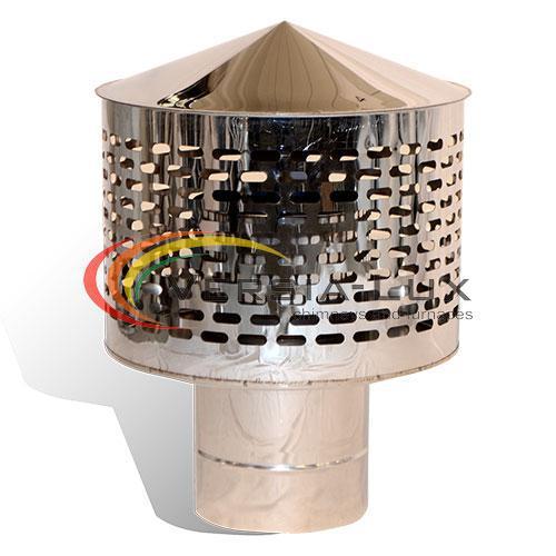 Искрогаситель дымоходный нерж. ø250мм