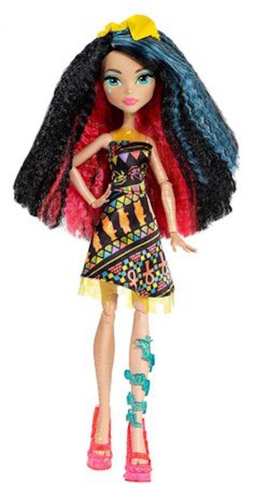Клео де Нил Под Напряжением Кукла Монстер Хай Monster High Electrified Ghoul Cleo De Nile Doll