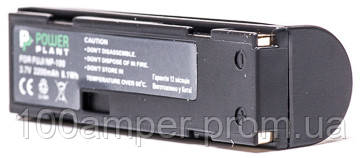 Аккумулятор PowerPlant  Fuji NP-100 2200mAh