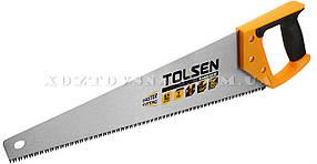 Пила по дереву 400 мм 7 TPI «Tolsen»