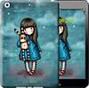 """Чехол на iPad mini Девочка с зайчиком """"915c-27-532"""""""