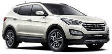 Бризковики Hyundai Santa Fe (2013-2016)