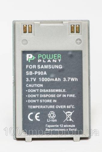 Аккумулятор PowerPlant Samsung SB-P90A 1000mAh