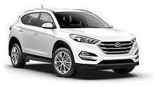 Бризковики Hyundai Tucson (2015-2019)