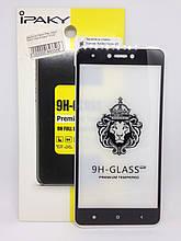 Защитное стекло 4D Ipaky Xiaomi Redmi Note 4X
