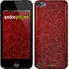 """Чехол на iPod Touch 5 Чехол цвета бордо """"2659c-35-532"""""""