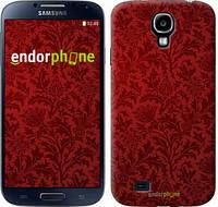 "Чехол на Samsung Galaxy S4 i9500 Чехол цвета бордо ""2659c-13-532"""