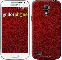 "Чехол на Samsung Galaxy S4 mini Чехол цвета бордо ""2659c-32-532"""