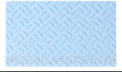 Пленка Elbe Blue Line для бассейна STG 200 голубая антискользящая  шириной 1,65 м