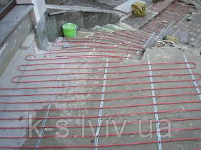 антиобледеніння сходів