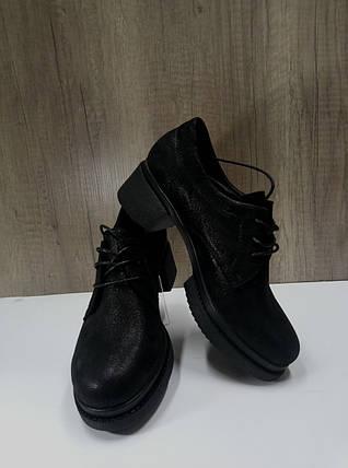 Женские туфли из натуральной кожи  VIKTTORIO , фото 2