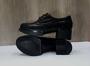 Женские туфли из натуральной кожи  VIKTTORIO , фото 3