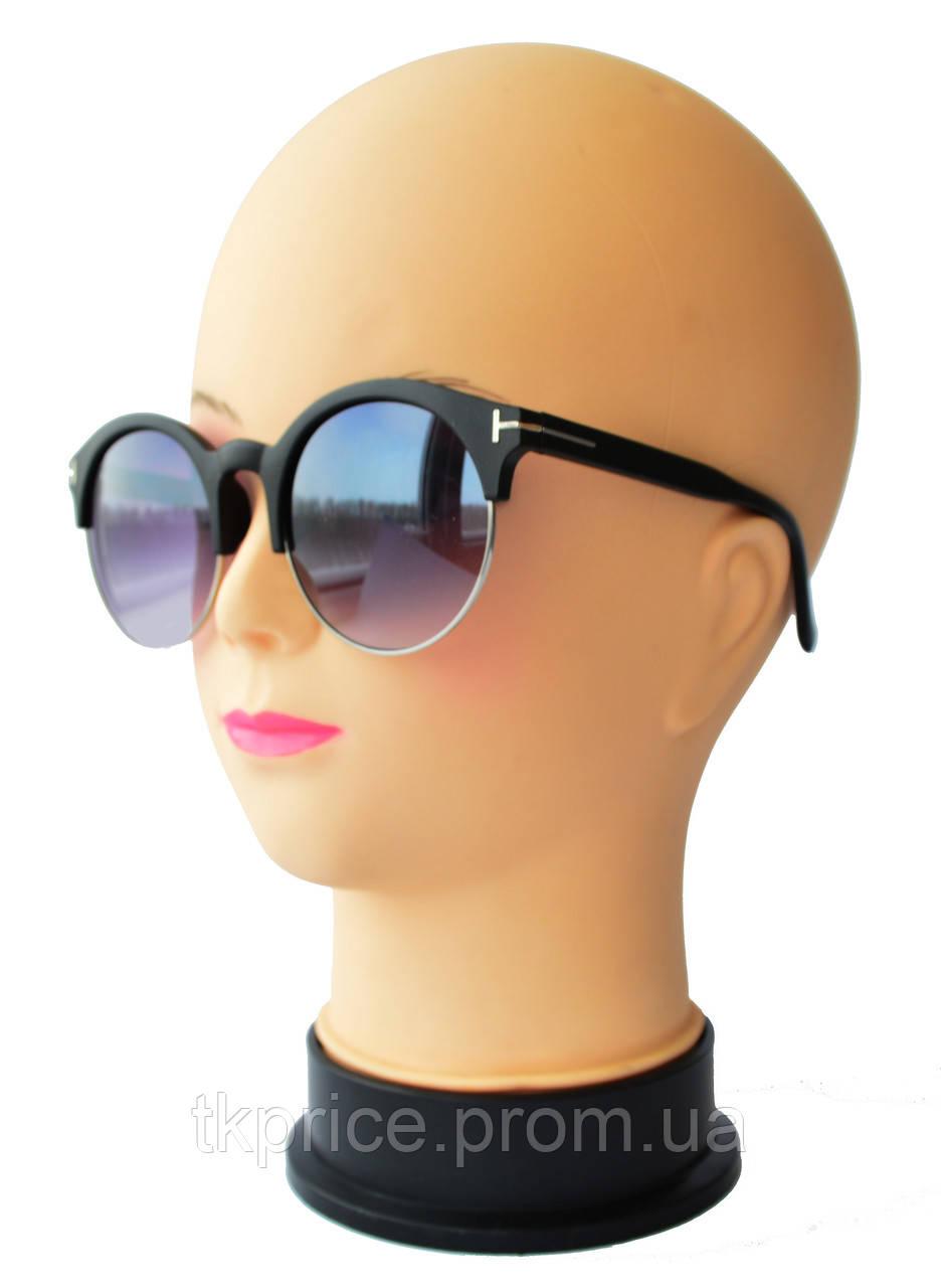 Женские солнцезащитные очки матовые 21106