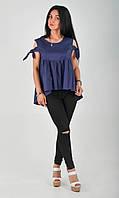 Элегантная стильная летняя кофточка, фото 1