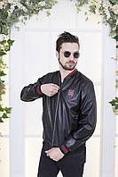 """Стильная мужская куртка в стиле """" Gucci """""""