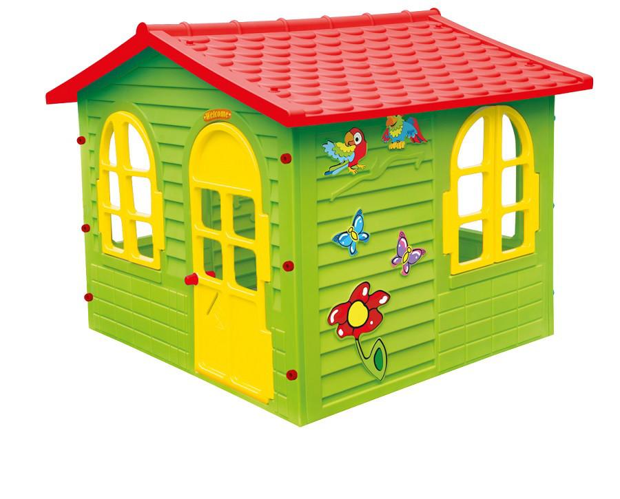 Детский игровой домик Mochtoys Garden house